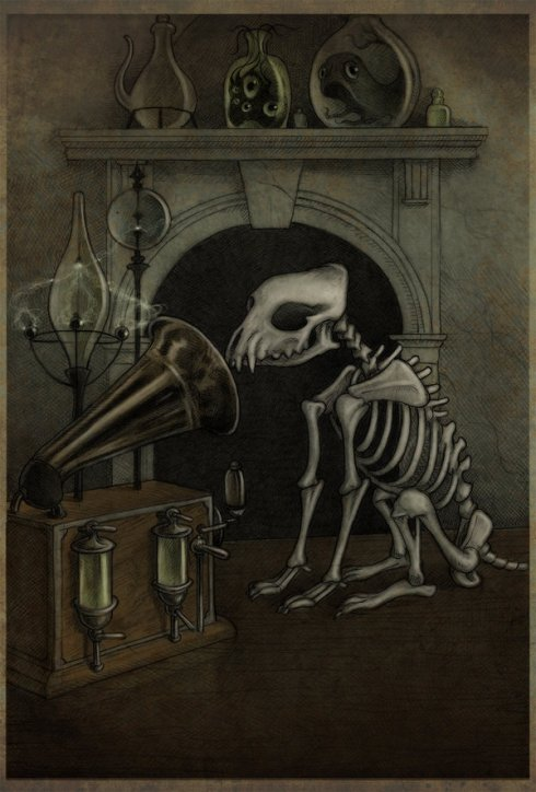 he_hears_his__late__master_s_voice_by_copperage-d6wpbpb